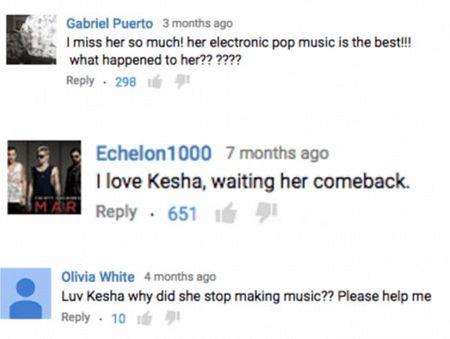 Nhin chang duong nay de thay fan US-UK can ung ho Kesha that nhieu, nhieu hon nua! - Anh 2