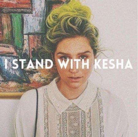 Nhin chang duong nay de thay fan US-UK can ung ho Kesha that nhieu, nhieu hon nua! - Anh 5