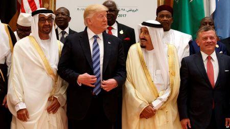 Iran bac bo biet danh 'nha nuoc bat hao' ong Donald Trump gan cho - Anh 1