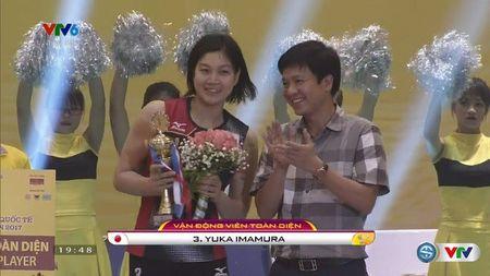Tuyen Viet Nam xep hang ba, Sinh vien Nhat Ban vo dich VTV Cup - Anh 2