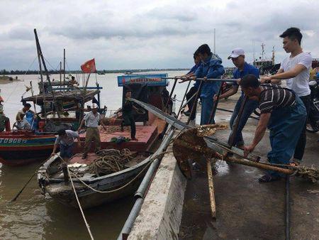 Bao so 2: San sang di doi hang van dan tu Thanh Hoa - Ha Tinh - Anh 13