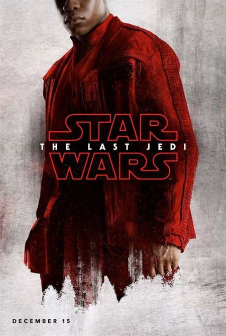 Poster bi an ve cac nhan vat trong 'Star Wars: The Last Jedi' - Anh 4
