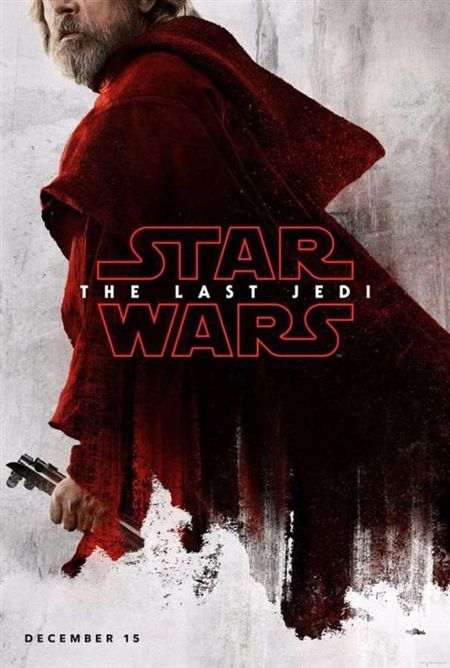 Poster bi an ve cac nhan vat trong 'Star Wars: The Last Jedi' - Anh 5
