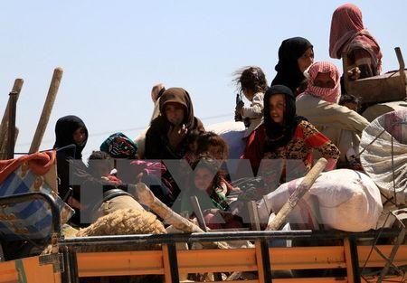 Noi chien keo dai 6 nam o Syria khien hon 330.000 nguoi thiet mang - Anh 1