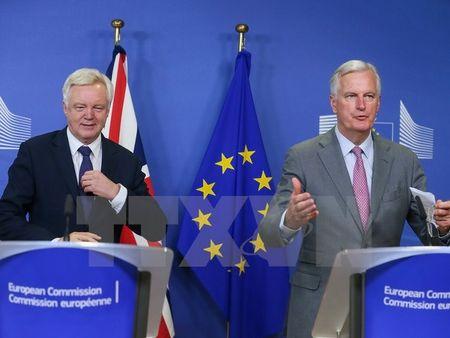 Brexit: Lien minh chau Au va Anh quyet tam dam phan thanh cong - Anh 1