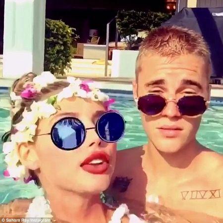 Moi 19 tuoi da hen ho dan chan dai nay, Justin Bieber nuoc Uc bi goi la trai hu - Anh 18