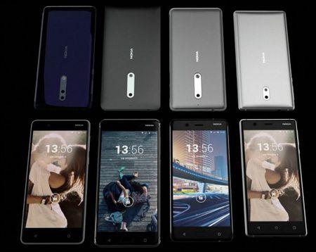 Nokia 8 sap ra mat, gia cao - Anh 1