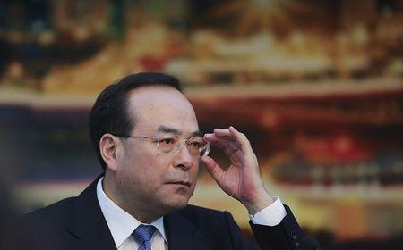 Uy vien Bo chinh tri TQ bat ngo bi dieu tra tham nhung? - Anh 1