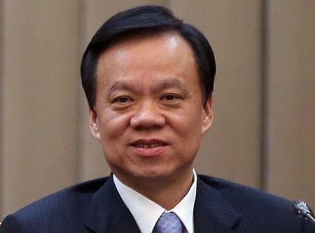 Uy vien Bo chinh tri TQ bat ngo bi dieu tra tham nhung? - Anh 2
