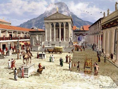 Cuoi cung, bi an mo co o Pompeii da duoc giai ma - Anh 3