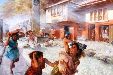 Cuoi cung, bi an mo co o Pompeii da duoc giai ma - Anh 5