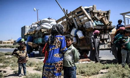 Giao tranh ac liet, thuong dan Syria lu luot roi Raqqa - Anh 2