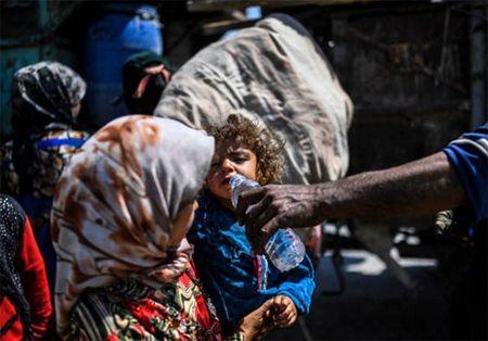 Giao tranh ac liet, thuong dan Syria lu luot roi Raqqa - Anh 4
