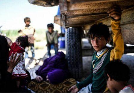 Giao tranh ac liet, thuong dan Syria lu luot roi Raqqa - Anh 6