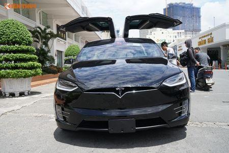 Chi tiet xe dien Tesla Model X P100D hon 8 ty tai SG - Anh 11