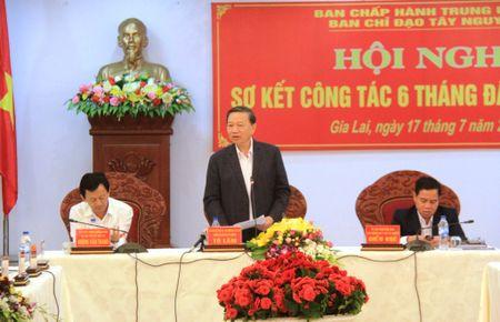 Ban chi dao Tay Nguyen so ket 6 thang dau nam 2017 - Anh 1