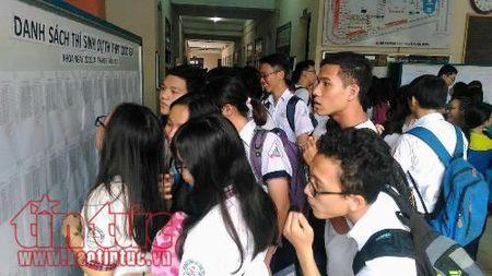 Dai hoc Luat TP Ho Chi Minh se cong bo diem trung tuyen vao ngay 19/7 - Anh 1