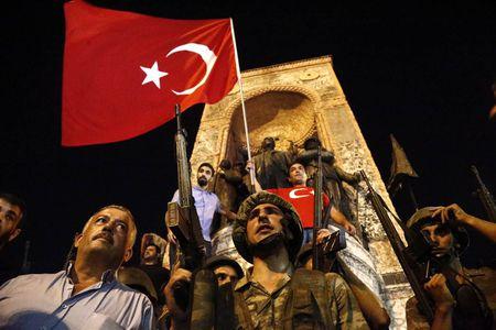 Tho Nhi Ky mot nam sau dao chinh: TT Erdogan lat nguoc the co - Anh 1
