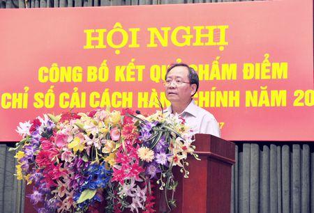 Nganh Tai chinh tiep tuc no luc giu vi tri cao trong bang xep hang chi so CCHC - Anh 1