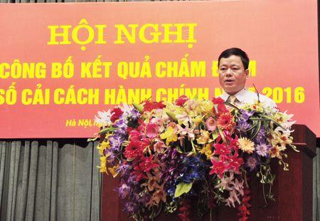 Nganh Tai chinh tiep tuc no luc giu vi tri cao trong bang xep hang chi so CCHC - Anh 2