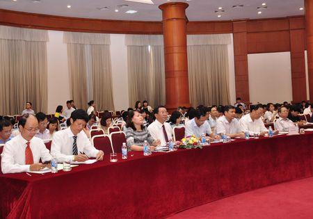 Nganh Tai chinh tiep tuc no luc giu vi tri cao trong bang xep hang chi so CCHC - Anh 3