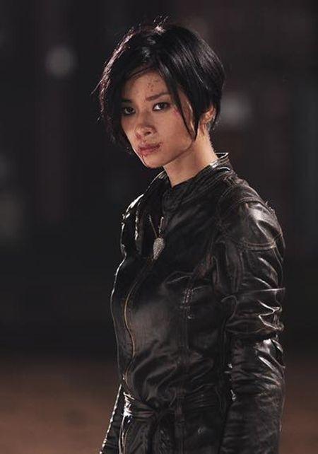 Ngo Thanh Van xuat hien chop nhoang trong hau truong phim cua Hollywood - Anh 2