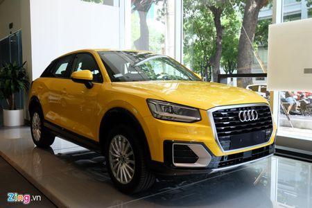Co gi dac biet o Audi Q2 moi gia 1,5 ty dong tai Viet Nam? - Anh 1