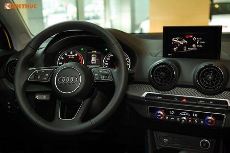 Co gi dac biet o Audi Q2 moi gia 1,5 ty dong tai Viet Nam? - Anh 2