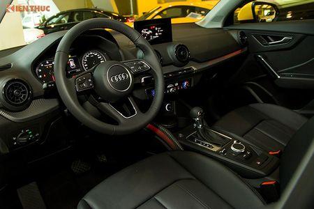 Co gi dac biet o Audi Q2 moi gia 1,5 ty dong tai Viet Nam? - Anh 3