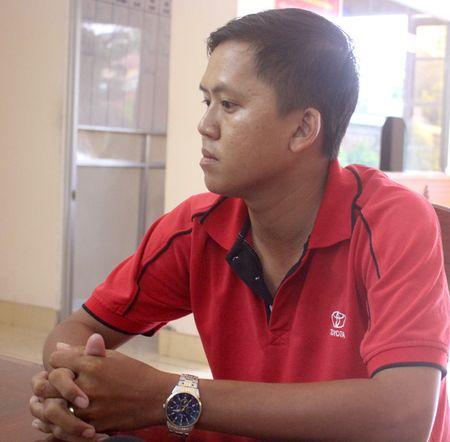 Cong an Can Tho dua bang chung xe cho tuong Liem qua toc do - Anh 3