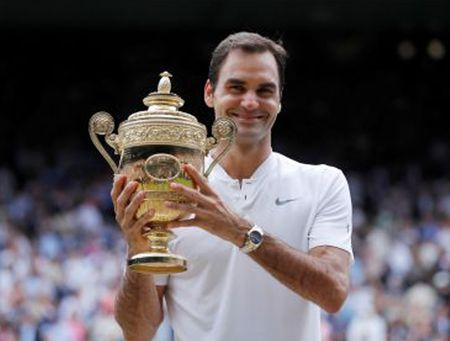 Thien tai Roger Federer, don gian anh la 'ong hoang bong ni' the gioi - Anh 1