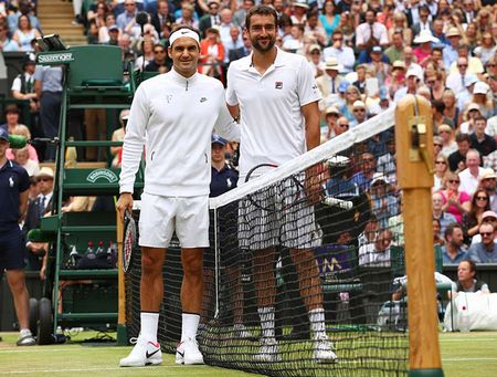 Thien tai Roger Federer, don gian anh la 'ong hoang bong ni' the gioi - Anh 3