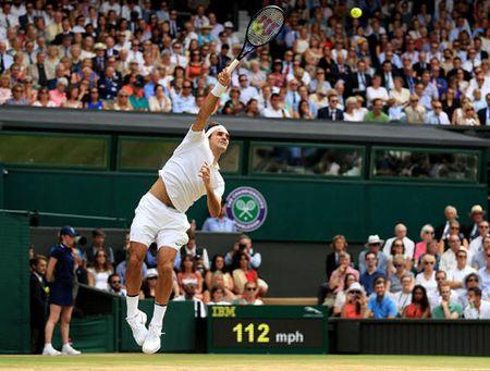 Thien tai Roger Federer, don gian anh la 'ong hoang bong ni' the gioi - Anh 9