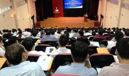 Ha Noi: Trang bi ky nang thuc te cho can bo tu phap - Anh 1
