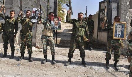 Dung do dam mau voi Al-Nusra, Syria chiem thanh tri chien luoc o Ein Terma - Anh 1