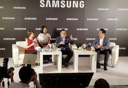 CEO Samsung tiet lo ngay ra mat va len ke cua Galaxy Note 8 - Anh 1