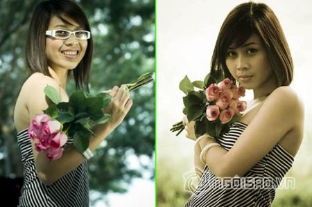 Luu Huong Giang 'len doi' nhan sac the nao sau khi lam vo Ho Hoai Anh? - Anh 2