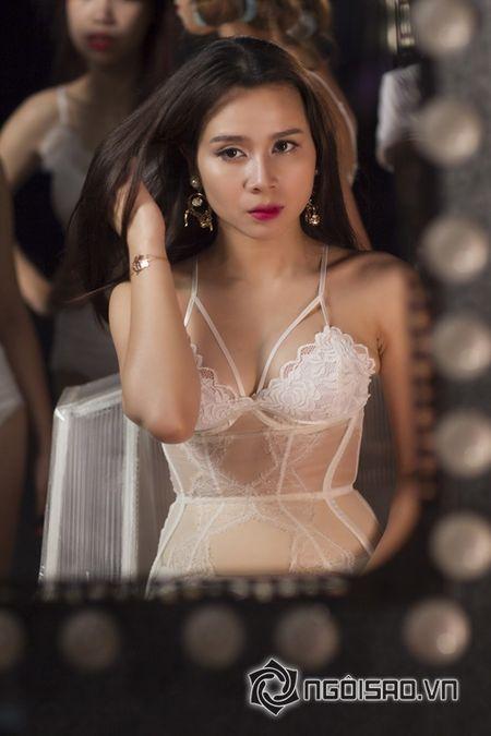Luu Huong Giang 'len doi' nhan sac the nao sau khi lam vo Ho Hoai Anh? - Anh 5