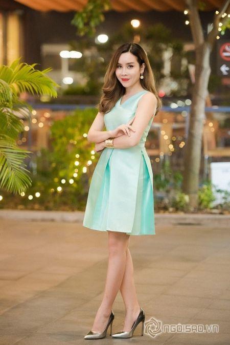 Luu Huong Giang 'len doi' nhan sac the nao sau khi lam vo Ho Hoai Anh? - Anh 6