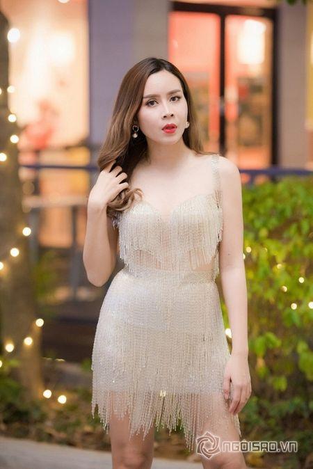 Luu Huong Giang 'len doi' nhan sac the nao sau khi lam vo Ho Hoai Anh? - Anh 7