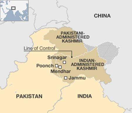 Pakistan to An Do na phao lam chet 4 binh si - Anh 2