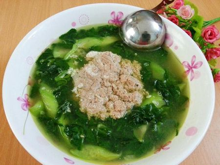 Cach nau canh cua mong toi thom ngon cho bua com chieu - Anh 1