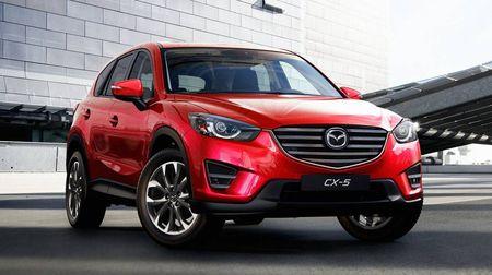 Mazda CX-5 - 'ong vua' phan khuc crossover - Anh 1