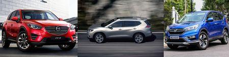 Mazda CX-5 - 'ong vua' phan khuc crossover - Anh 2