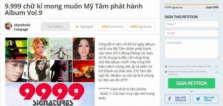'Thinh' nhe tu My Tam cung khien fan phai 'du du' nhu gap… bao cap 10 - Anh 4