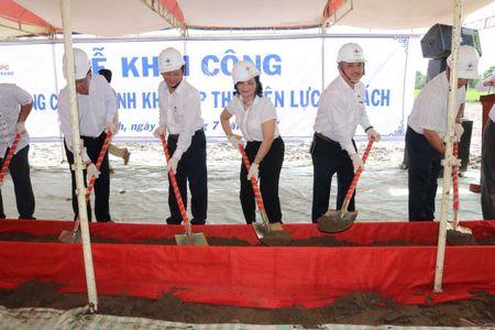 Dien luc Soc Trang xay nha o cho nguoi lao dong kho khan - Anh 1
