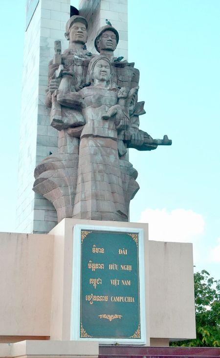 Dai Huu nghi Viet Nam - Campuchia: Diem den ky thu tren dat nuoc Chua Thap - Anh 1