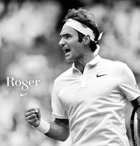 Cac ngoi sao bong da than phuc Federer - Anh 1