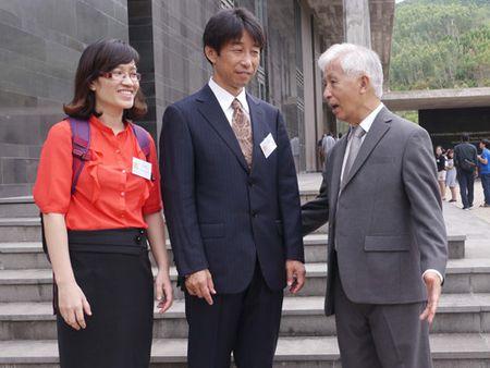 Bon giao su Nhat Ban tham gia nhom Vat ly Neutrino Viet Nam - Anh 4