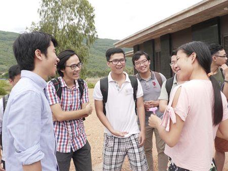 Bon giao su Nhat Ban tham gia nhom Vat ly Neutrino Viet Nam - Anh 6